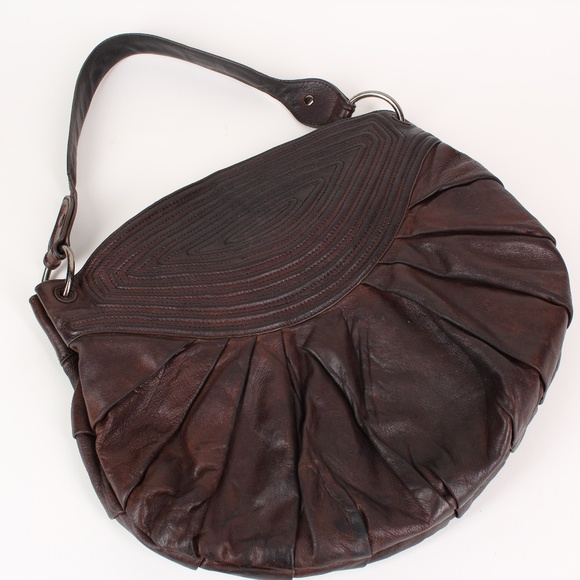 David & Scotti Handbags - David & Scotti Soft Leather Shoulderbag